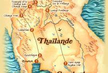 Thaïlande-Laos-Cambodge