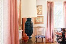 Peach/Living Room / by C C