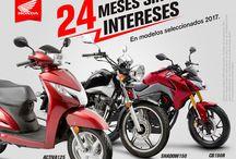 Promociones Motos Costa Rica Febrero 2018