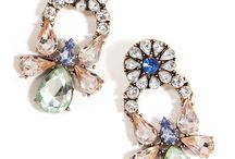 Paperfashion X Baublebar / Perfect statement jewelry for any ocasion! Love it!