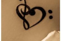 Tattoos&Piercings / by Lindsey Questad