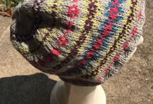 fair isle obsession (knitting) / fair isle knitting - it really is my favorite! try it! you might like it too!