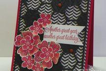 Craft Inspo - Flower Shop / Crafts Stampin' Up!