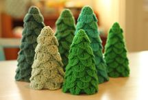 Christmas Crochet / by Michele Scott