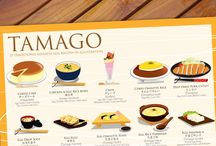 Tamago (egg) Poster, by Japanese Foodie
