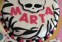 Tartas Monster high