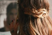Hair style / by Luciana Rodriguez