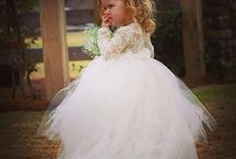 flower girl dresses / by Cindy Parker