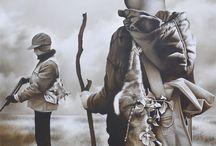 Hunting in ART