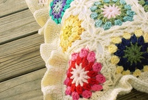 Crochet Afghans and Pillows!