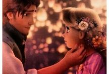 Rapunzel & Flynn♥♡ / My Fav. Disney Couple