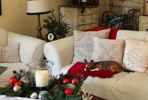 Karácsonyi otthon