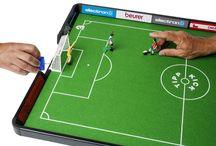 Tipp-Kick Chile / Juego de mesa interactivo de fútbol