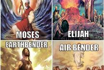 Bibblicious / We don't just love making bible parodies, we also love reading them! Here's a collection of bible lawls.