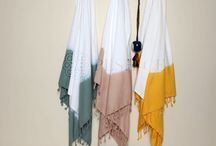 Alev Peshtemal - 70% cotton & 30% Bamboo
