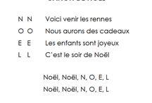 Chants noel