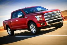 The All-New Ford F-150 / With an improved power-to-weight ratio over the previous generation, the F-150 has the highest EPA-estimated fuel economy ratings among gas-powered full-size pickups.
