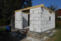 přestavba zahradního domku - Dolní Kralovice