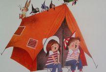 vakantie/kamperen