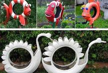 Planters and Garden Decor