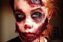 maquillahe halloween