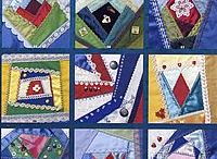 Quilting - Crazy Quilt / by Kathy Parks