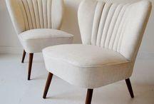 Chaises et fauteuil