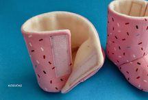 детская обувь пинетки