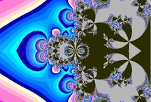 Newton fractals / https://best-fractals.com/newton-fractals/crown-of-newtons