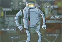 Bender & Futurama