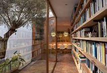 本のある部屋