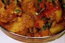 Vegetarian Recipes / All veg recipes, veg side dish #vegan #indianfood #foodie #vegetarian #nooniongarlic #delicious #easy