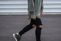 Fashion: Men's Khaki