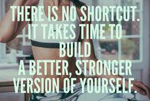 ♥ Fitness inspiration ♥