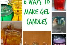 Crafts - CandleMaking
