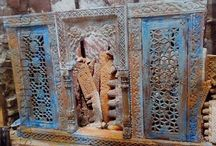 Stone Art Jodhpur India / Jodhpur Trends is the leading antique stone art arch & old door makers from jodhpur india. Check our webpage for more information  / by Jodhpur Trends