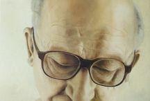 Mirek Vojáček - paintings / Paintings of Mirek Vojáček - hyperrealism - abstract