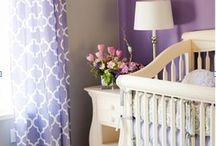 2014 Colour of the year: Radiant Orchid / How to incorporate this on trend colour into your home
