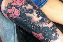 Tattoos / by Raina Espinoza