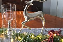 Enchanted Silver Collection / A perennial favorite, here's a fresh look at silver holiday decor.