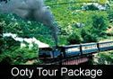 Ooty Tour Package from Dubai