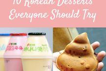 Dessert South Korea