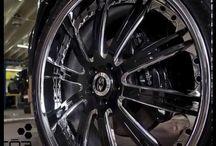 Range Rover Custom Wheels