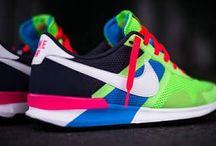 Nike Shoes / shoes I want / by Jess Magdefrau