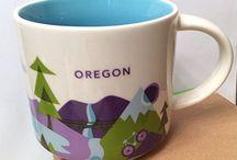 Starbucks mug (you are here)