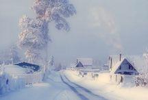 Winter Scenes / by Barbara Fields