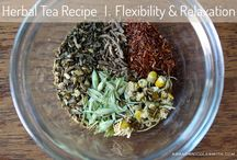 Healthy Drinks / Tea, soda, juice, and other drinks made from herbs, spices, barks berries,veggies, etc.