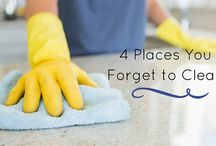 Cleaning Tips / Send dirt and germs packing with cleaning tips for your house that you'll wish you knew all along.