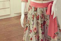 Floral designer attire