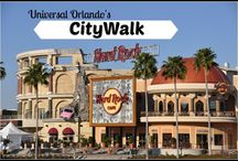 CityWalk at The Universal Orlando Resort / This is the spot to find great dining, shopping and nightlife at the Universal Orlando Resort.